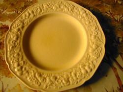 Angol porcelánfajansz   tányér  20 cm