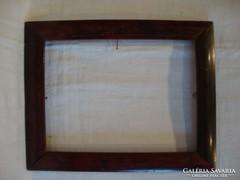 Fa képkeret falc 25x19 cm