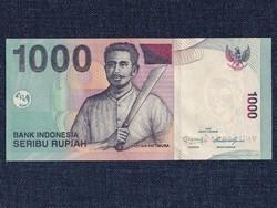 Indonézia 1000 Rúpia bankjegy 2013 / id 12337/