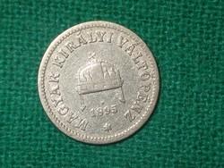 10 Fillér 1895 !