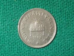 10 Fillér 1909 ! Szép !