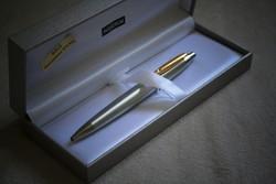 Inoxcrom 23,6 karátos aranyozott toll díszdobozban