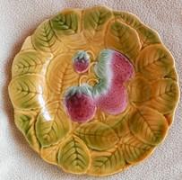 Sarreguemines Fajansz ( Epres) tányér