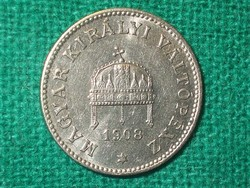 20 Fillér 1908 ! Nagyon Szép !
