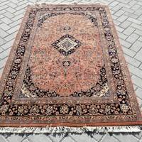 Kézi csomózású Keshan szőnyeg.180x120cm