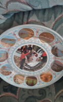 Csodás tányér   népviselet
