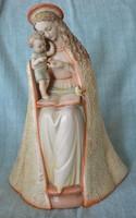 Antik Hummel, Flower Madonna HUM-10 / TMK-1, 31 cm!