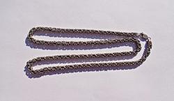 67 cm. hosszú, 5 mm. vastag 925-ös nyaklánc
