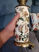 Zsolnay pecs 1880 Ritka lampa