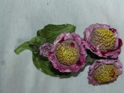 Herendi virágos dísz / 1956