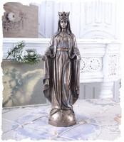 Madonna triptichon szobor