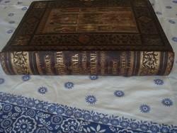1897 Klasszikus arany biblia I.-II.KÖTET