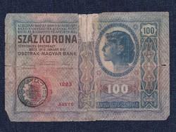Osztrák-Magyar (1912-1915) 100 Korona bankjegy 1912 / id 11741/