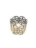 Antik ezüst szalvétagyűrű