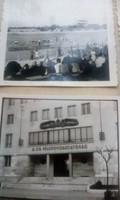 11db. háború előtti mini fotó Győrről