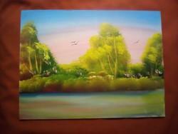 Amatőr festmény
