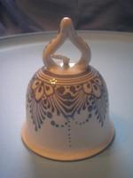 U7 karácsonyi Porcelán díszes  festett antik Csengő eladó