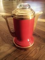 Működő 40-es, 50-es évekbeli kávéfőző RETRO, ARt deco