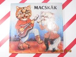 Macskák mesekönyv