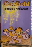 Jim Davis: Garfield, útmutató a randizáshoz, képregény, alkudható