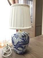 Svéd porcalán asztali lámpa MARK SLÖJD, új