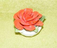 Angol Royal Doulton porcelán rózsa