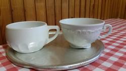 Antik porcelán teás pohár eladó!