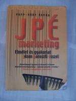 JPÉ marketing Elmélet és gyakorlat józan paraszti ésszel Papp-Váry Árpád Századvég Kiadó, 2009.