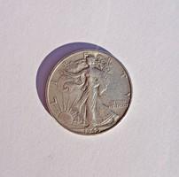 1945 half dollar, U.S.A. érme