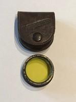 Voigtlander szűrő 29 mm eredeti tokjában
