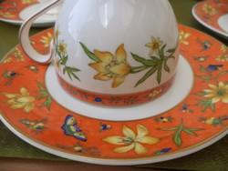 Villeroy & Boch Celine tea service teás készlet