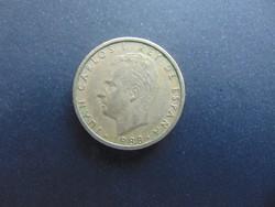 100 peseta 1988 Spanyolország