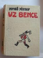 Nyírő József: Úz Bence / Halina kötés / 1936