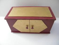 Zeiss Ikon diatartó szekrényke (1936)