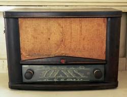 Antik Philips rádió 450 U típusú