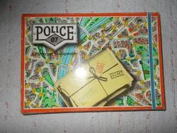 Police 07 - retro társasjáték