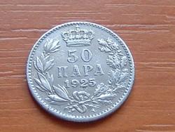 SZERB HORVÁT SZLOVÉN KIRÁLYSÁG 50 PARA 1925 (b) #