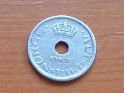 NORVÉGIA 10 ŐRE 1925 #