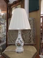 Rothschild mintás kicsi herendi lámpa