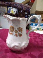 Porcelán tejszínes mini kancsó.