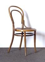 0Y604 Antik jelzett Thonet szék