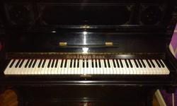 Rud.Ibach-Sohn Since 1891-1900 pianino hozzáértőknek!!!