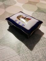 Gyönyörű Német porcelán-doboz