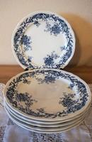 Villeroy & Boch Valeria blue desszertes tányér