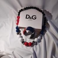 Eredeti D&G ékszerek Dolce and Gabbana ékszerszett