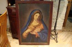 Antik vallásos festmény