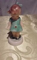 Bodrogkeresztúri  kislány