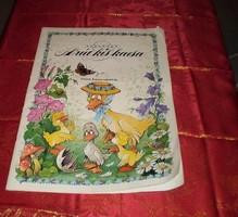 Hans Christian Andersen - A rút kiskacsa - Füzesi Zsuzsa rajzaival nagy méretű ~ 50