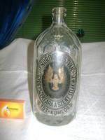 Antik szódásüveg