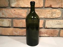 Margitsziget ásványvíz üveg